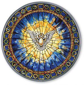 Dove of the Holy Spirit Tiffany